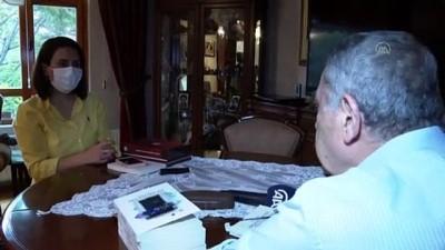 ogretmenlik - ANKARA - Emekli öğretmen, kanserden ölen eşi için yazdığı şiirleri besteleterek ölümsüzleştirdi