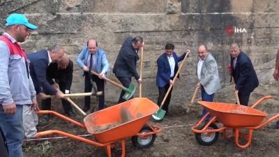 arkeoloji -  Frig Vadisi'ndeki Maltaş Tapınağı gün yüzüne çıkartılıyor