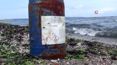 yumurta -  'Tehlike' kıyıya vurdu Videosu