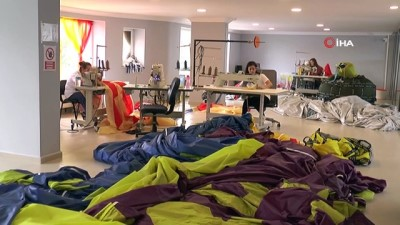 avro -  Türkiye ilk kez yurtdışına balon sattı