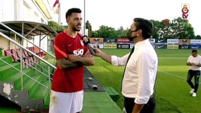 futbol - Aytaç Kara: 'Fatih Terim ile çalışmak büyük gurur' Videosu