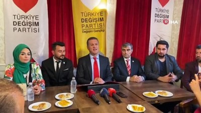 Mustafa Sarıgül: 'Pusulamız insan, rotamız ise insanca bir yaşam'