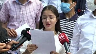 adliye binasi -  AK Partili gençlerden Kılıçdaroğlu'na özür dilemeye çağırdı
