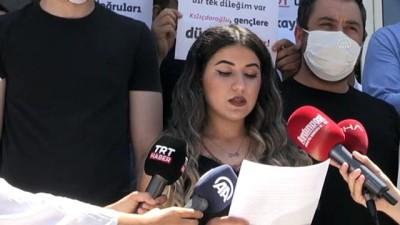 adliye binasi - AYDIN - Üniversite sınavına giren gençler, Kılıçdaroğlu'na 1 liralık manevi tazminat davası açtı