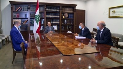 2010 yili - BEYRUT - Lübnan Sağlık Bakanı Hasan'dan 'Türkiye ilaç temininde bize yardım etmeye hazır' açıklaması