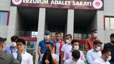 adliye binasi - ERZURUM - Üniversite sınavına giren gençler Kılıçdaroğlu'na 1 liralık tazminat davası açtı
