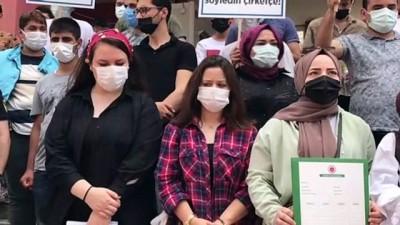 adliye binasi - KOCAELİ - Üniversite sınavına giren gençler Kılıçdaroğlu'na 1 liralık tazminat davası açtı