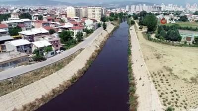 Marmara Denizi'ne zehir akıtan o derenin kaynağı tertemiz