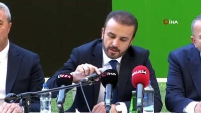 futbol - Sakaryaspor, transfer ettiği futbolcularla sözleşmeleri imzaladı Videosu