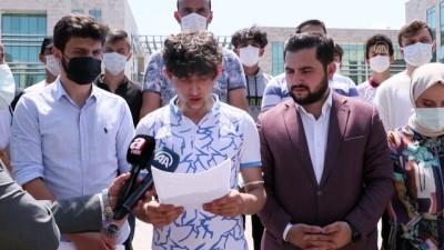 adliye binasi - SAMSUN - Üniversite sınavına giren gençler Kılıçdaroğlu'na 1 liralık tazminat davası açtı