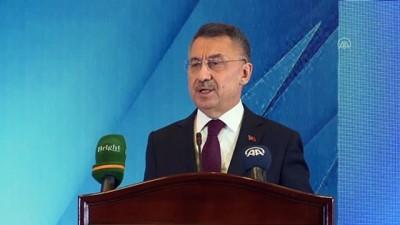 milyar dolar - TAŞKENT - Cumhurbaşkanı Yardımcısı Oktay: 'Türk sermayeli şirketlerin toplam yatırımı (Özbekistan'da) 1 milyar dolara yaklaşmıştır' Videosu
