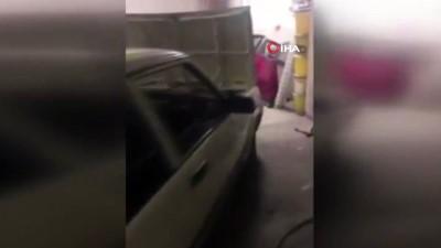 arac plakasi -  Tuzla'da vatandaşın tamire bıraktığı otomobili hırsızlık için kullandılar