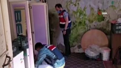 gocmen kacakciligi -  Ardahan'da göçmen kaçakçılığı operasyonu: 9 kişi tutuklandı