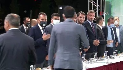 """futbol -  Bakan Kurum: """"Konyaspor'un 100. yılında örnek bir kulüp olmasını istiyoruz"""" Videosu"""