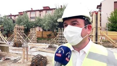 cocuk parki -  Başkent'te 'Engelsiz Yuva ve Engelsiz Çocuk Parkı'nın inşaatı devam ediyor