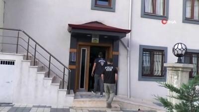 safak operasyonu -  İstanbul Narkotik Suçlarla Mücadele ekiplerinden şafak operasyonu