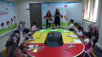 egitim merkezi -  Özel eğitim merkezi, 'özel' çocukların ve ailelerinin en büyük destekçisi
