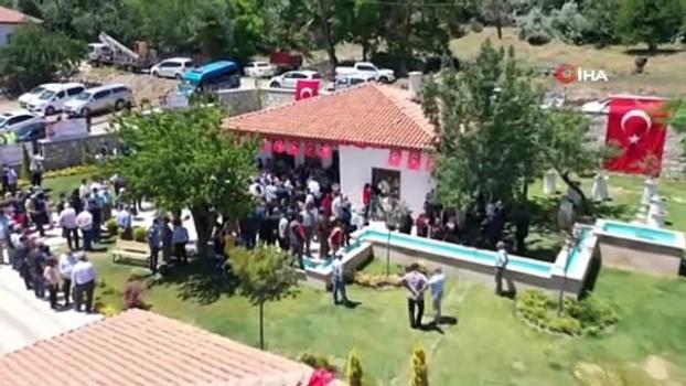 platonik ask -  - Yazıcıoğlu'nun doğup büyüdüğü ev restore edildi