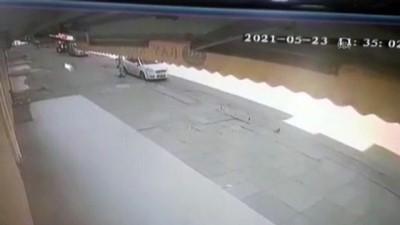 katil zanlisi - ANKARA - Ölü bulunan genç kadının katil zanlısı güvenlik kameralarından tespit edilerek yakalandı