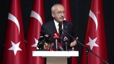 kanaat onderleri - AYDIN - Kılıçdaroğlu: 'Demokrasinin olmadığı yerde can ve mal güvenliği yoktur'