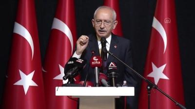 kanaat onderleri - AYDIN - Kılıçdaroğlu: 'Devlet adaletle yönetilir'