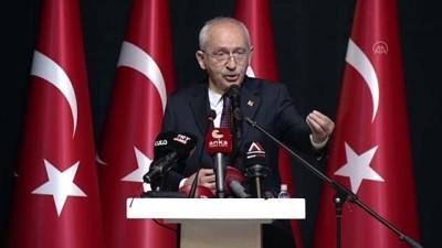 kanaat onderleri - AYDIN - Kılıçdaroğlu: 'Güçlü bir sosyal devlet olduğu zaman her evde huzur olur, bereket olur'