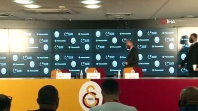 Galatasaray'dan yeni anlaşma