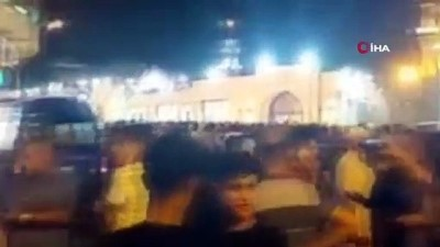 - Irak'ın başkenti Bağdat'ın Kazımiye semtinde tüp patlaması sonucu 4 kişinin hayatını kaybettiği, 20 kişinin ise yaralandığı bildirildi.