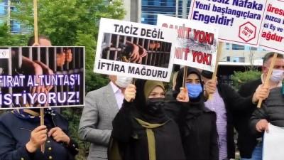 İSTANBUL - Türkiye Aile Birliği, Ankara'ya 'Adalet Yürüyüşü' başlattı