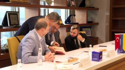 yol haritasi - İSTANBUL - TÜRSAB ile Visit Ukraine iş birliği anlaşması imzaladı