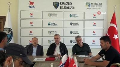 teknik direktor - Karacabey Belediyespor'da köklü değişim