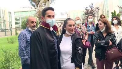 sanik avukati - SAMSUN - Eski eşini darbeden sanığa 10 yıl 4 ay hapis cezası