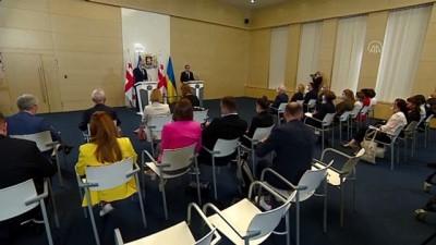 resmi toren - TİFLİS - Şmıgal-Garibashvili ortak basın toplantısı