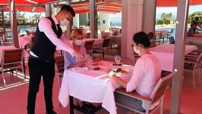 ayetler -  Ünlü tatil merkezi Çeşme'de bütün oteller hizmet vermeye hazır