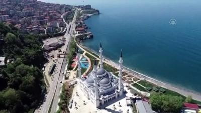 basketbol - ZONGULDAK - İsmini kömürü bulan Uzun Mehmet'ten alan cami açılışa hazır