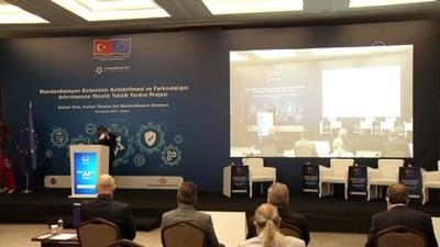 yetkinlik - ANKARA - TSE Başkanı Şahin, 'Kaliteli Ürün, Kaliteli Tüketim için Standardizasyon Semineri'nde konuştu
