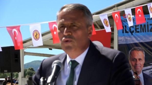 toprak mahsulleri ofisi -  - Çankırı'da bölgenin en büyük hayvan pazarı açıldı