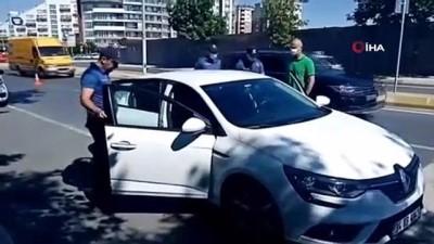 cocuk parki -  Polisten Sultanbeyli'de asayiş ve pandemi temalı sıkı denetim