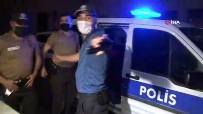 bicakli saldiri -  Ünlü oyuncu Ayşegül Çınar bıçaklı kavga sonrası gözaltına alındı