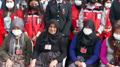 gozyasi - AFYONKARAHİSAR - Kazada şehit olan Uzman Çavuş Necati Yatkak, son yolculuğuna uğurlandı