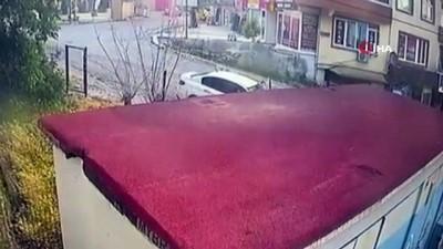 Beylikdüzü'nde kiralık araçla hırsızlık yapan şahıs yakalandı