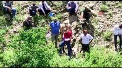 agacli -  Bingöl'de insan kemikleri bulundu, kayıp Hasan dedeye ait olduğu değerlendiriliyor
