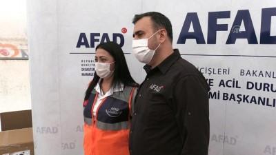 yetkinlik - BOLU - AFAD gönüllü sayısının yıl sonuna kadar yarım milyona ulaşması hedefleniyor
