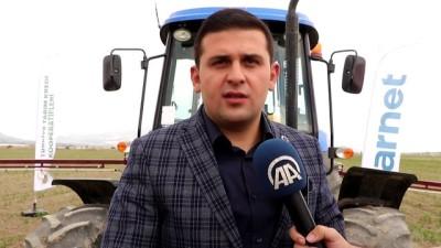 BURDUR - Çiftçilere tasarruf ettirecek 'Akıllı Traktör Sistemi' tarla testini geçti