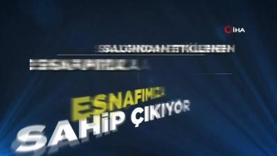 internet kafe -  Denizli Büyükşehir Belediyesi esnafın yüzünü güldürüyor