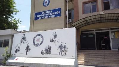 elektrik kablosu - ERZİNCAN - İnşaatlardan elektrik kablosu çaldıkları iddiasıyla 3 kişi gözaltına alındı