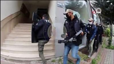 safak operasyonu -  İnterpol tarafından aranan DEAŞ'lı işte böyle yakalandı