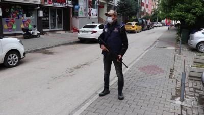 safak operasyonu -  İnterpol tarafından aranan DEAŞ'lıya şafak baskını
