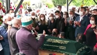 kalp krizi - İSTANBUL - Yapımcı Hasan Saltık son yolculuğuna uğurlandı
