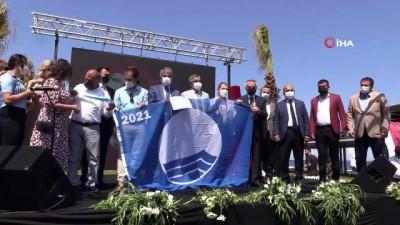 mobilya -  Mavi bayraklı bin 500 şezlong kapasiteli Çamyuva Halk Plajı açıldı